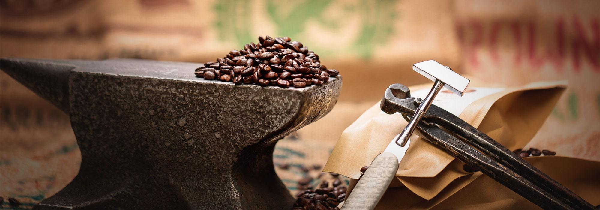 Kaffee Rösterei Bohnenschmiede Wehringen