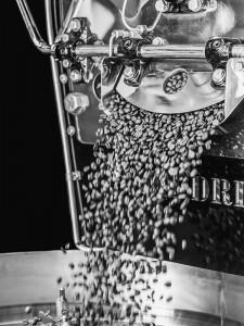 Trommelröstung - Kaffeeröster