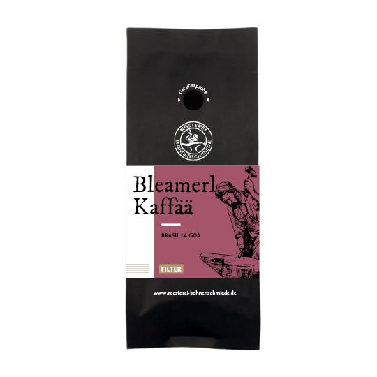 Bleamerl Kaffee Filterkaffee Bohnen