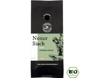 Netter Siach Bio Filterkaffee Bohnen