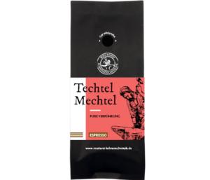Techtel Mechtel Espresso Kaffee Bohnen