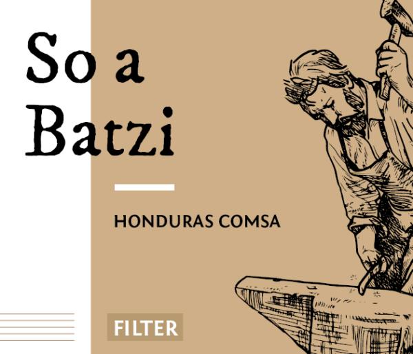 So a Batzi Bio Filterkaffee Bohnen