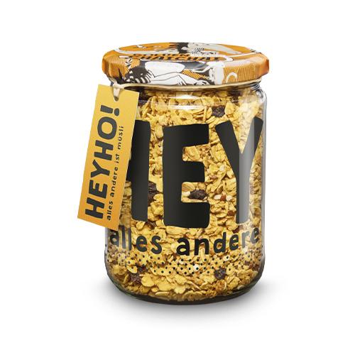 Golden ChaiChai - Bio-Granola mit Gewürzen