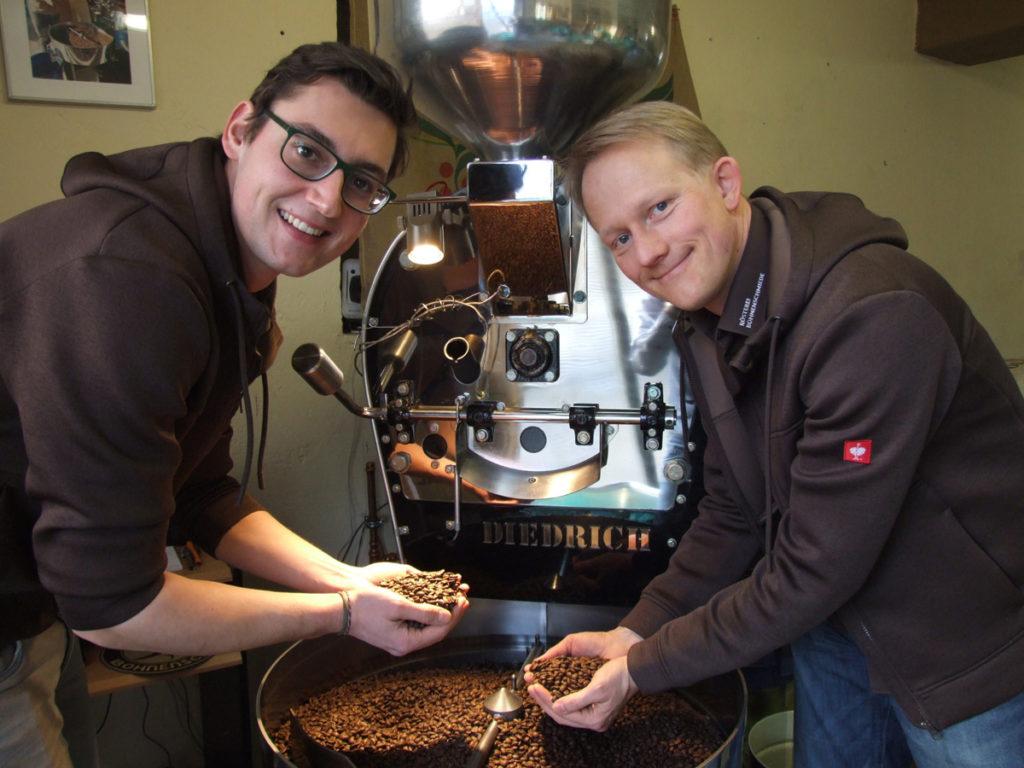 Direct Trade - Kaffee Rösterei Bohnenschmiede