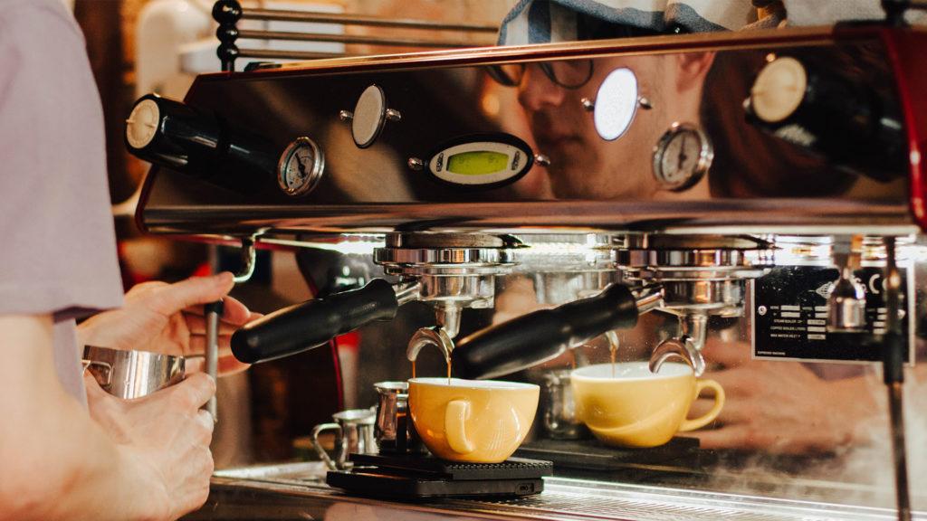 Siebträger Kaffee Maschine welche ist die Richtige